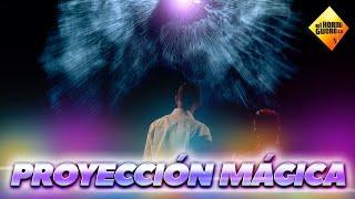 Proyección mágica con Will Smith - El Hormiguero