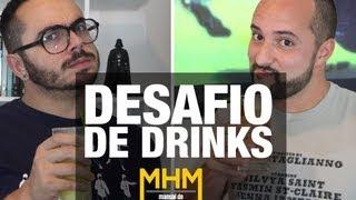 Desafio de Drinks #1 - Drink MHM