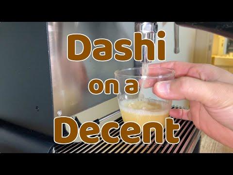 Dashi on a Decent