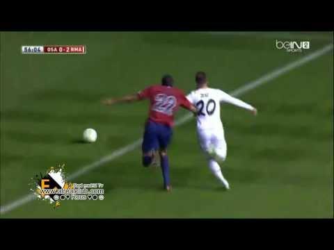 Osasuna 0 - 2 Real Madrid | Di Maria 56'