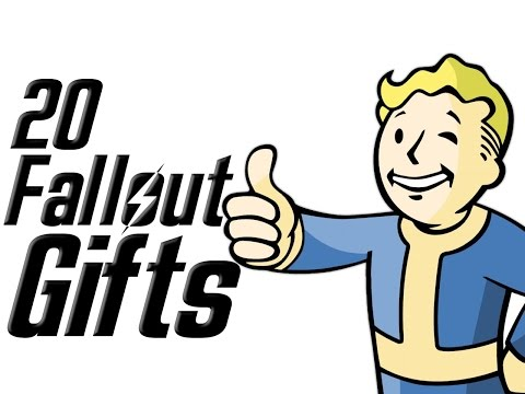 20 Fallout Gifts -- Game LÜT