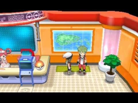 Pokémon ORAS - 測個體值? 找喬治老師就對了