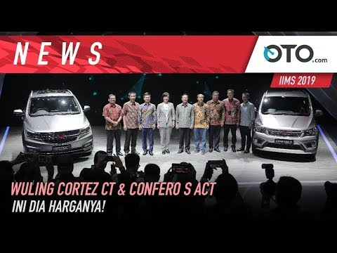 Car Dealerships In Ct >> View Wuling Cortez Ct Confero S Act Iims 2019 Ini