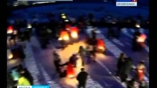 видео В России запретили запуск небесных фонариков