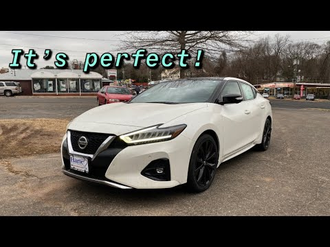 2020 nissan maxima review - youtube
