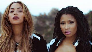 Nicki Minaj & Beyonce Release 'Feeling Myself' Music Video!