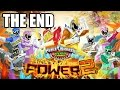 Saban's Power Rangers Dino Charge - Unleash the Power 2 (VOLCANO) - THE END - Nick Games