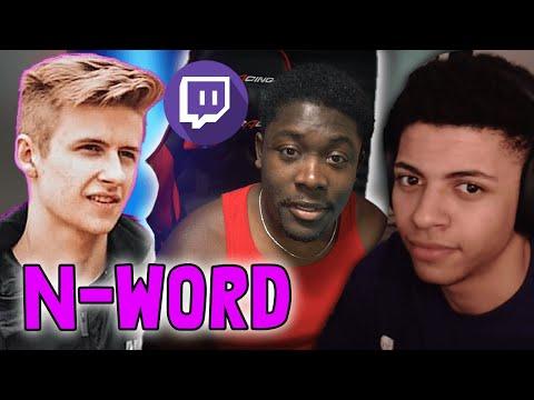 SYMFUHNY Definitely Said The N-WORD (Twitch Fails)
