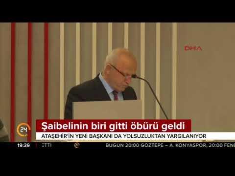 Ataşehir'in yeni başkanı da yolsuzluktan yargılanıyor