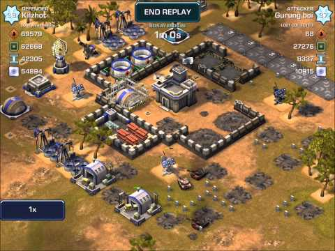 Empires & Allies Mobile - BEST DEFENSE