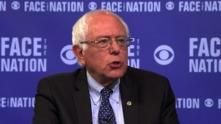 Full interview: Vermont Sen. Bernie Sanders, August 8