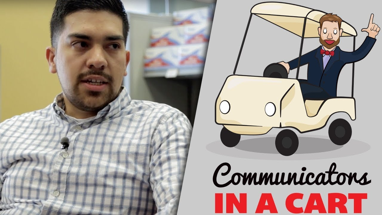 Communicators In A Cart: Season Finale