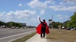 Rae, Minneola's Superhero! (A local superhero story)
