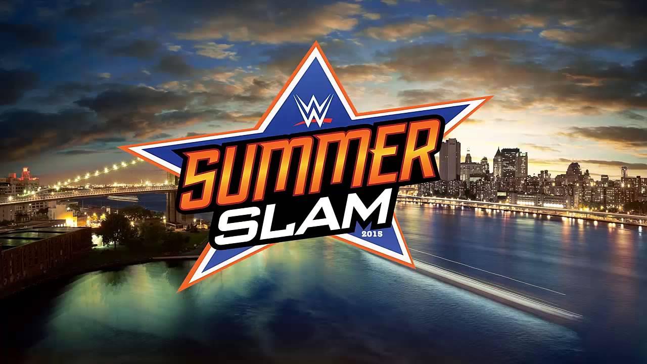 WWE SummerSlam 2015 CUSTOM Theme Song Lean On By Major