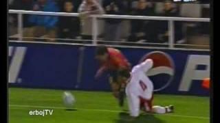 Hiszpania - Polska 3:0 (2000)