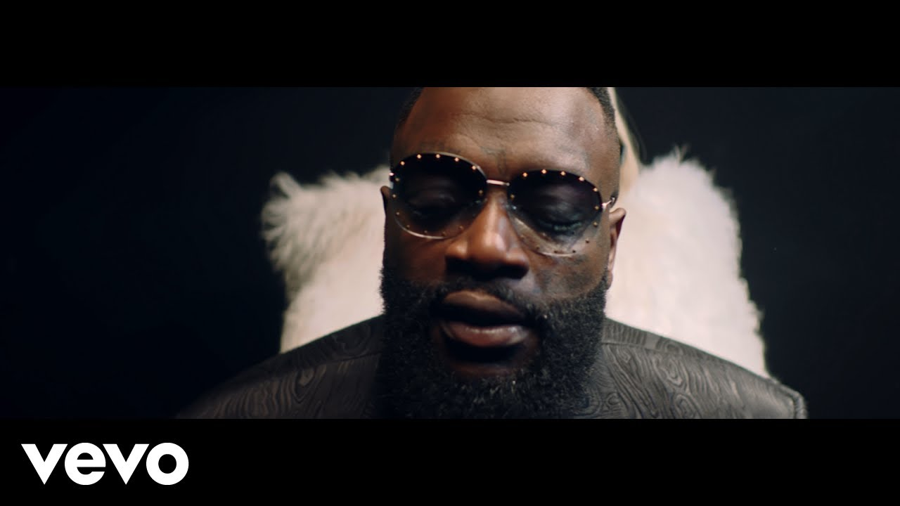 Watch Rick Ross' Fashionable Music Video for 'Fascinated