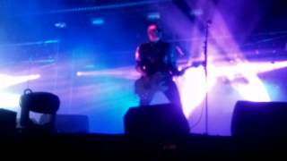 The Sisters of Mercy @ Suikerrock, Tienen, Belguim, 01 08 2015