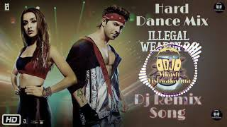 Illegal Weapon 2.0 - Street Dancer 3D-Dj Remix | Illegal Weapon 2.0 Dj Song | Hard Dance Mix.HD