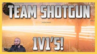 Team Shotgun 1v1's!  (Call of Duty WW2)