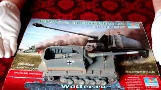 Моделіст Ferarist огляд танків(№3)