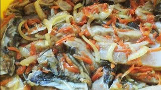 Хе из сазана ☆ Вам понравится это блюдо ☆ Рыба маринованная