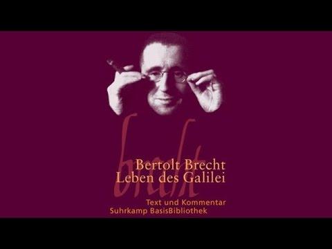 Leben des Galilei von Bertolt Brecht / Deutsch / Hörbuch Komplett