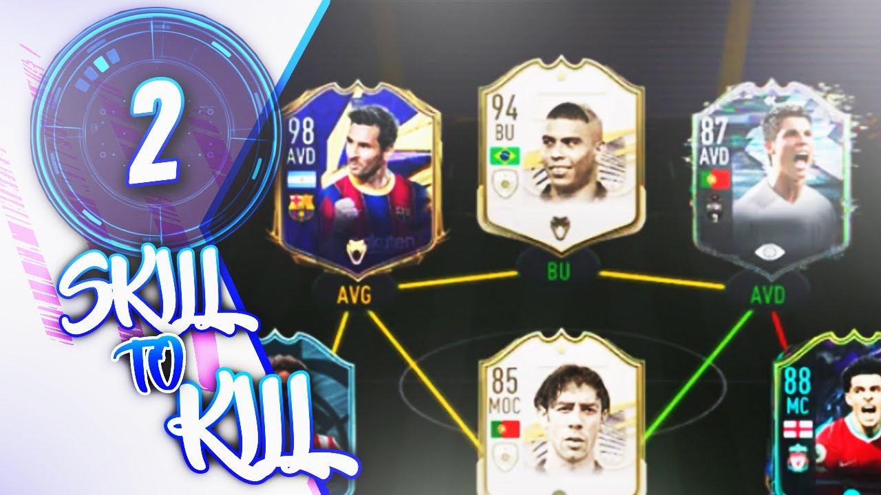 """FIFA 21 Skill to Kill - """"Des buts exceptionnels !"""" Épisode 2"""