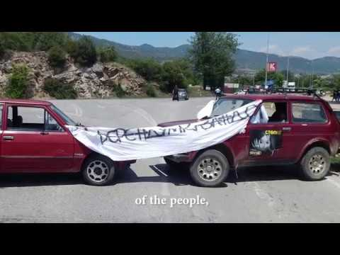 Energy democracy : Resisting mining projects in Macedonia