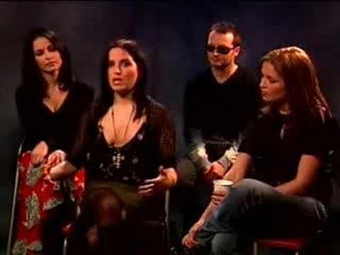 Corrs - VH1 A list interview Pt2