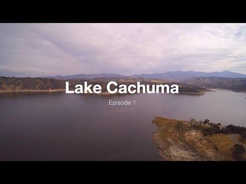Insane Day Of Fishing At Lake Cachuma!! Part 1