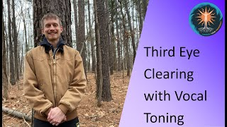 Third Eye Clearing with Vocal Toning