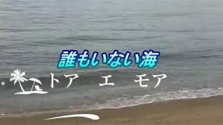 懐かしい昭和の歌から、誰も居ない海。 チャンネル登録はこちら SUBSCRIBE! https://www.youtube.com/user/oguri66mickael1 または、 ...