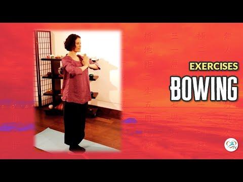 Dahn Yoga Principles: Bowing Exercise