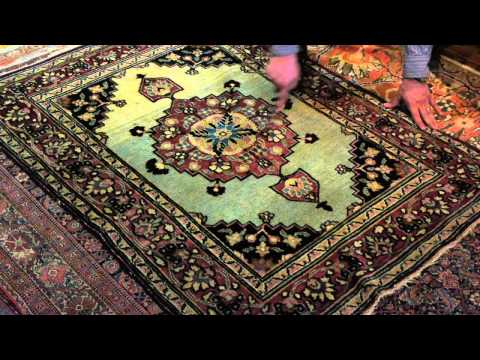 Traditional Persian Rugs : Rug Education