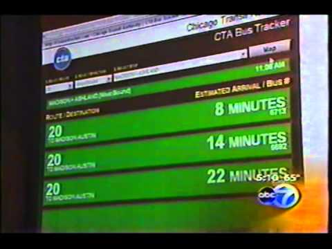 CTA Bus Tracker - First Expansion From The #20 Madison Pilot