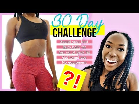 NEW WORKOUT PLAN: How to Get a Better Body in 30 Days - Beginner Training Program
