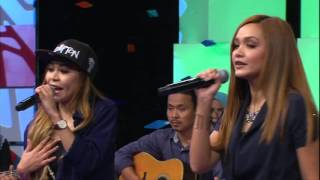 MeleTOP - Persembahan LIVE De Fam 'With You' Ep170 [2.2.2016]