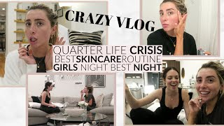 DAILY VLOG: MY QUARTER LIFE CRISIS AND WEIRD BUT GOOD DAY!   Lauren Elizabeth