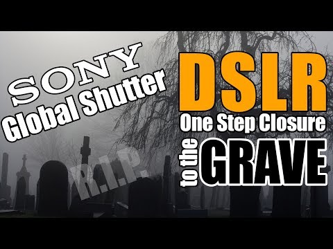 Sony Develops CMOS Image Sensor With Global Shutter DSLR Is One Step Closer To The Grave