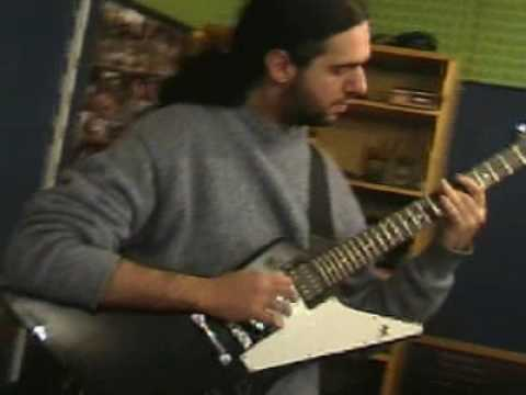Kiss of Death - Inferno Inc recording sessions 2004