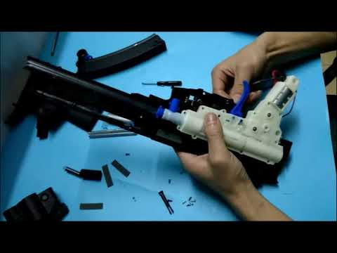 JinMIng MP5 assembly video