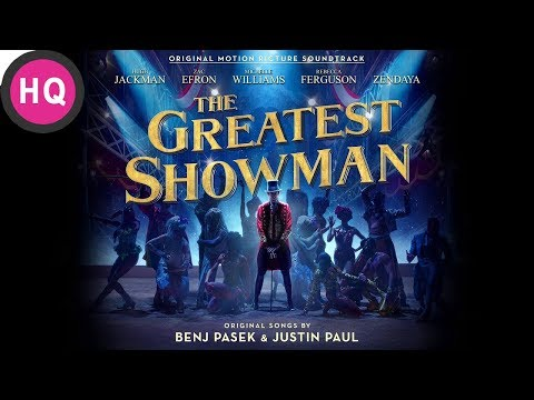 Never Enough Reprise - The Greatest Showman Soundtrack [High Quality Audio]