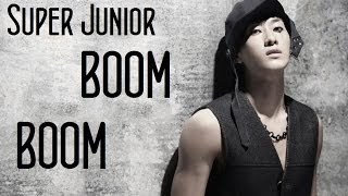 Watch Super Junior Boom Boom video