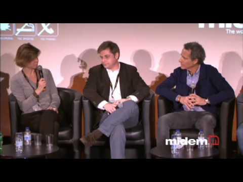 Panel: Music & Brands' Innovative Partnerships | MIDEM 2011