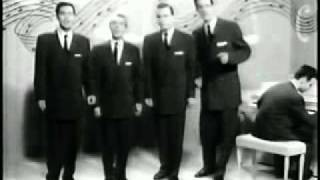 Blackwood Brothers Show 1955