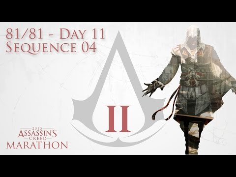 [81/81 Day 11] Assassin's Creed II - Sequence 04 - 'The Pazzi Conspiracy'