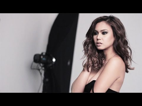 Behind-The-Scenes Of An FHM Photo Shoot With An 'Unrestricted' Danielle Castaño