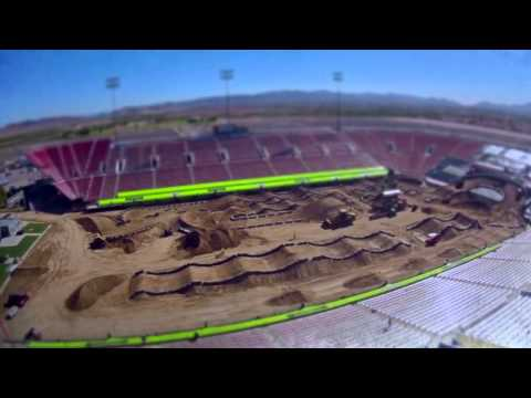 Monster Energy Cup 2013 - Coming to Sam Boyd Stadium October 19, 2013