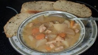 Crock Pot Cream Of Chicken Stew - E152