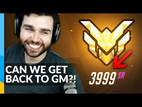 Can We Get Back To GM?! | Overwatch Road To Top 500 - Ep.34